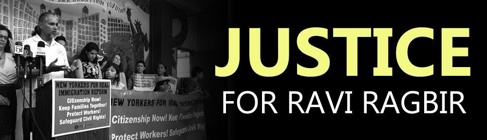 Support Ravi Ragbir